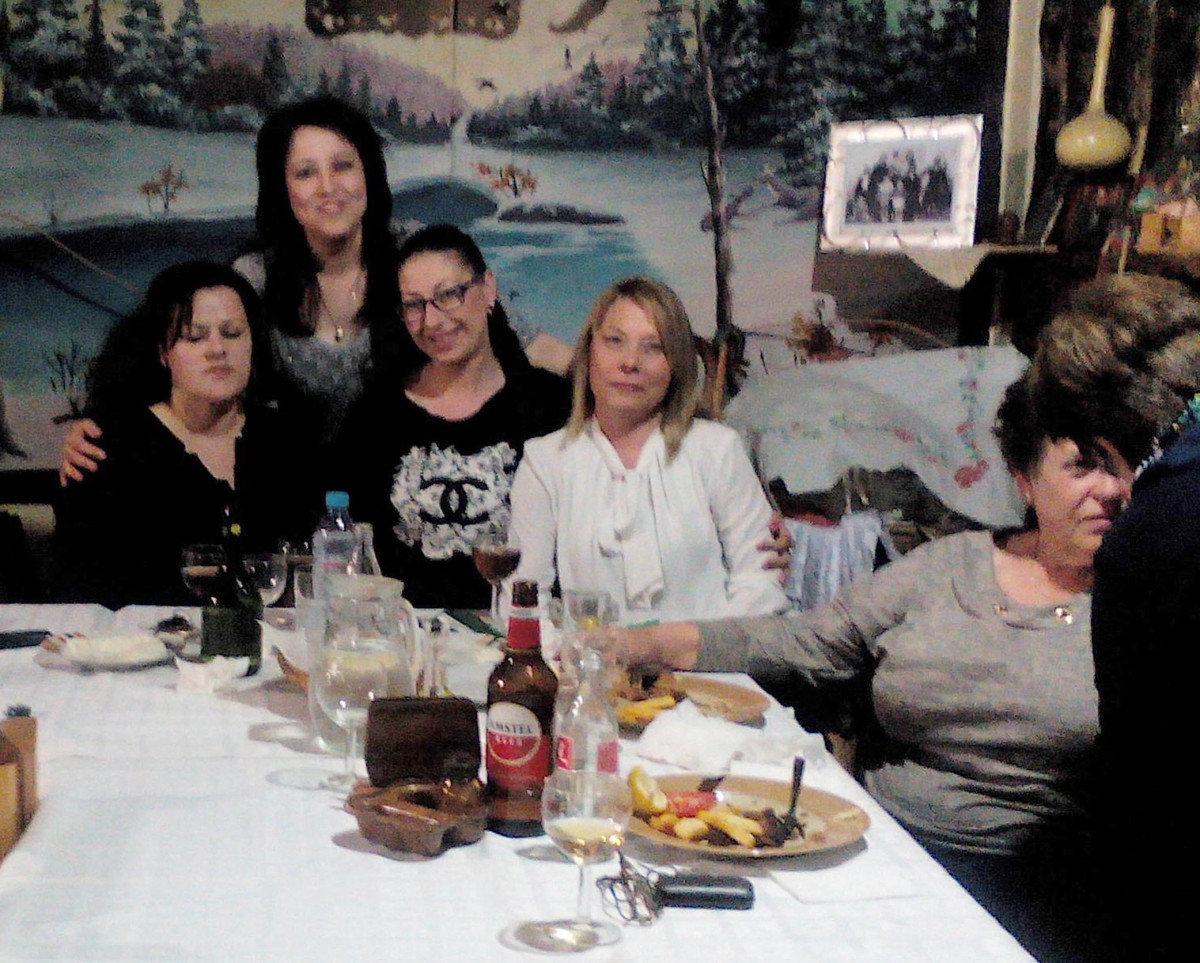 Γιόρτασε ο Σύλλογος γυναικών Παλαιόπυργου (φωτ.)