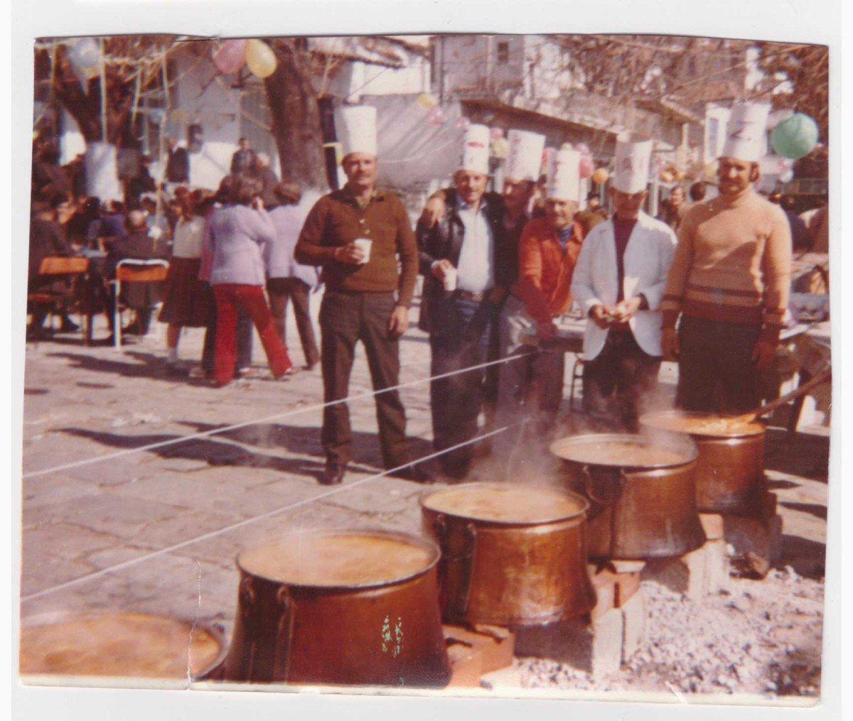 Παραδοσιακές αποκριάτικες εκδηλώσεις στη Ραψάνη