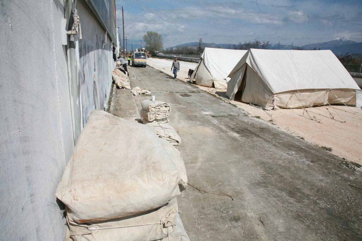 Τι ζητούν Αφγανοί μετανάστες που βρίσκονται στη «ROCA»