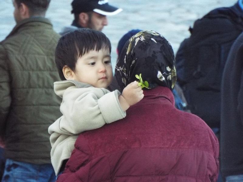 Έφτασαν οι πρόσφυγες στα Τρίκαλα