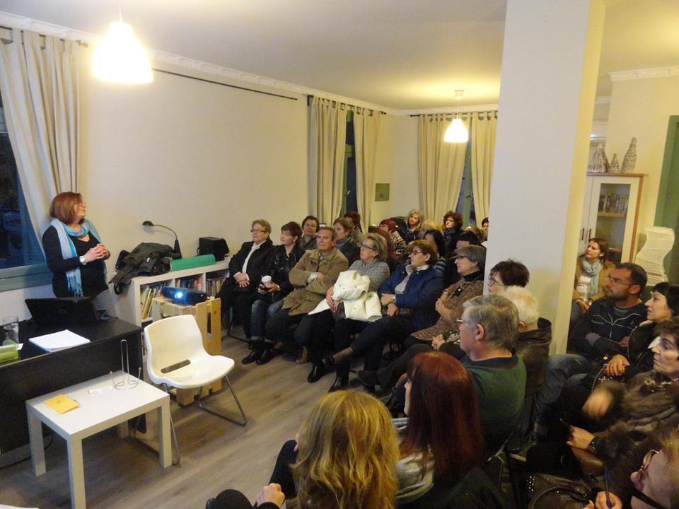 Αισθήματα και συναισθήματα στην εκδήλωση Ενεργών Πολιτών