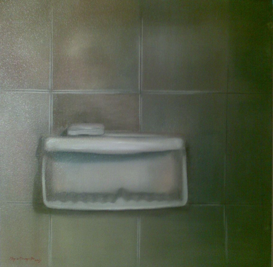Η κάθαρση λάδι σε μουσαμά (60Χ60)