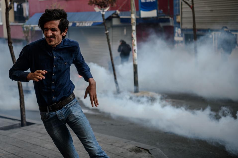 Σοβαρά επεισόδια στην Τουρκία