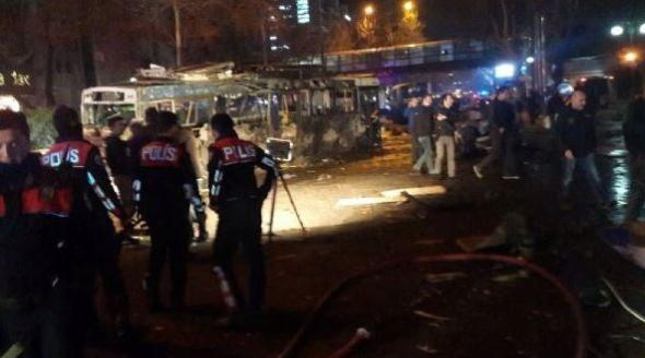 27 οι νεκροί από την έκρηξη στην Άγκυρα