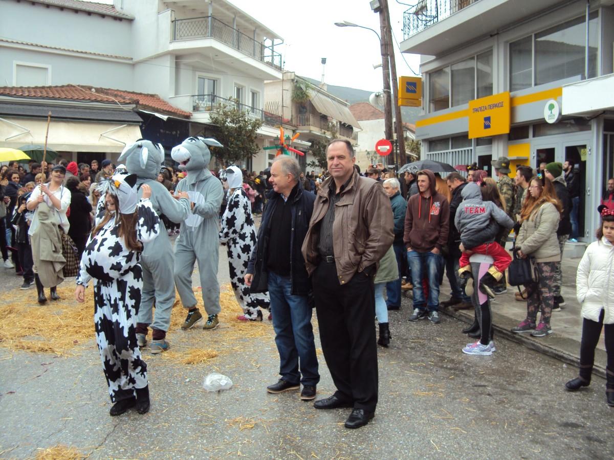 Μανώλης καρναβάλι
