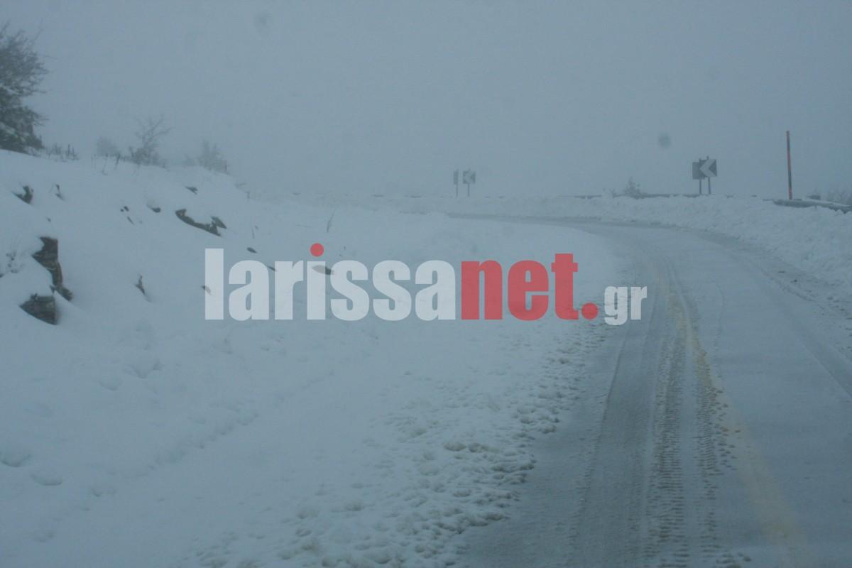 χιόνια Κίσσαβος