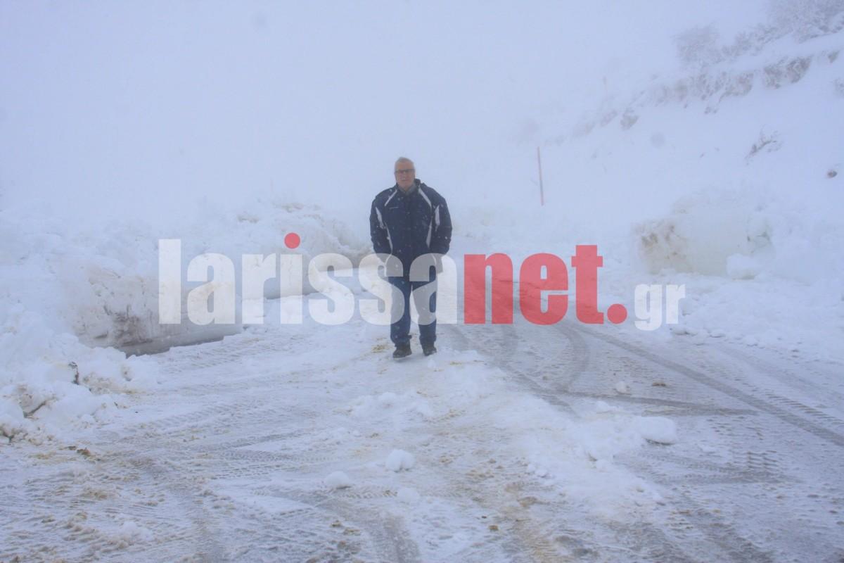 χιόνια Κίσσαβος3