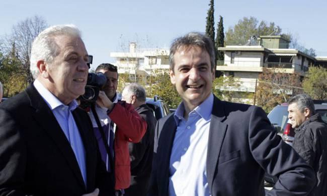 Μητσοτάκης και Αβραμόπουλος εκτάκτως στην Ειδομένη