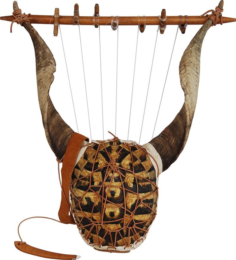 Τα μουσικά όργανα των αρχαίων Ελλήνων