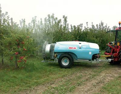 Υποχρέωση αγροτών για έλεγχο ψεκαστικών μηχανημάτων