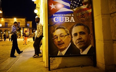 Ιστορική ημέρα: Την Κυριακή ο Ομπάμα στην Κούβα