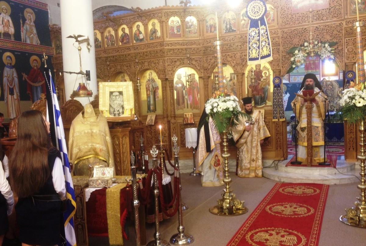 Τσαριτσάνη-Κυριακή Ορθοδοξίας