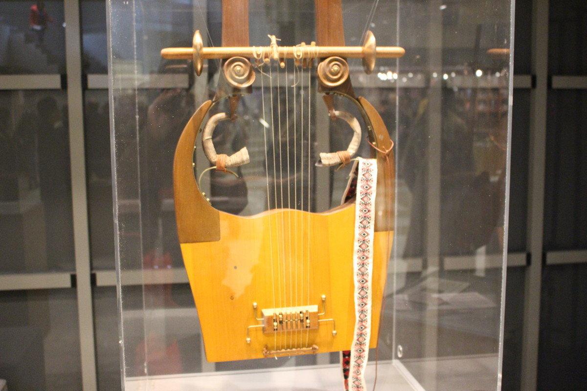 Τα μουσικά όργανα των αρχαίων Ελλήνων (φωτ.)