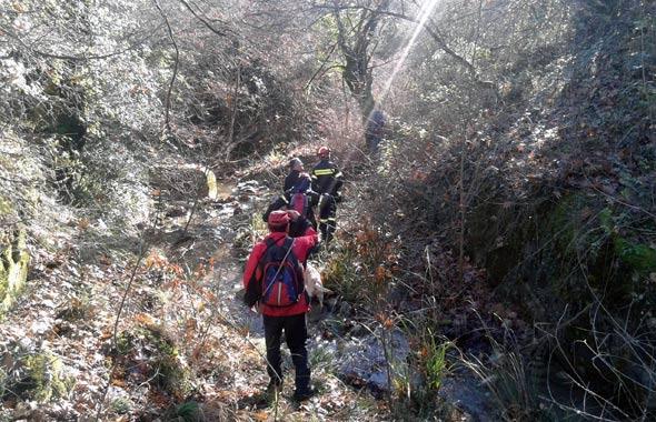 Εντοπίστηκαν οι τρεις Γάλλοι ορειβάτες στον Όλυμπο