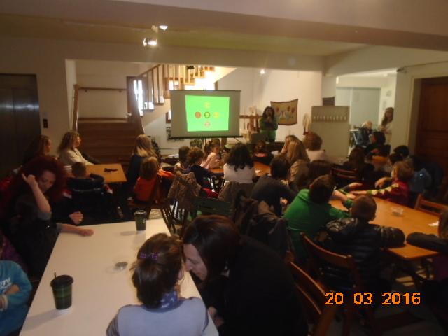 Εργαστήρι για γονείς και παιδιά στο Λαογραφικό Μουσείο Λάρισας