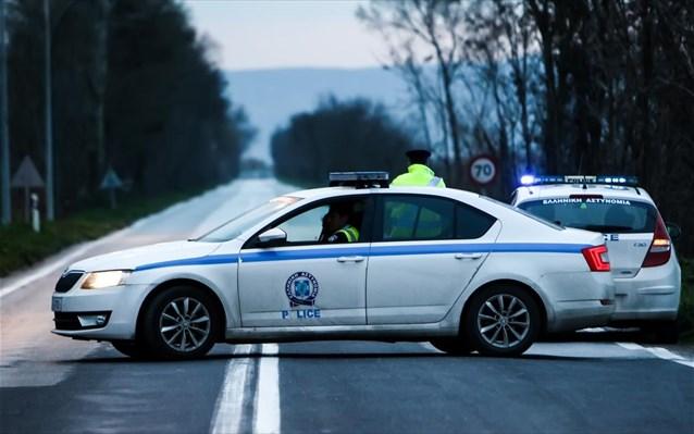 Συνελήφθη 31χρονος που προσπάθησε να παρασύρει αστυνομικούς με το αυτοκίνητό του