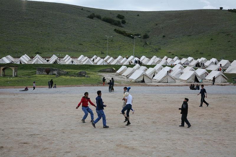 Ερευνάται η έλευση νέων προσφύγων στο Κουτσόχερο