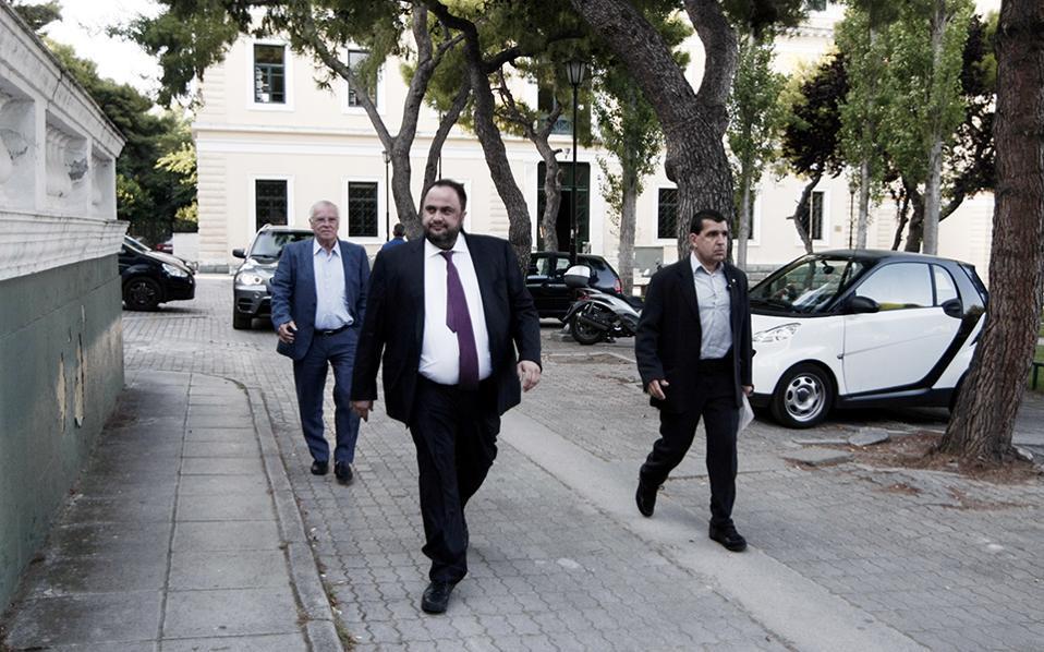 H ποινική δίωξη κατά του Βαγγέλη Μαρινάκη και η απάντησή του