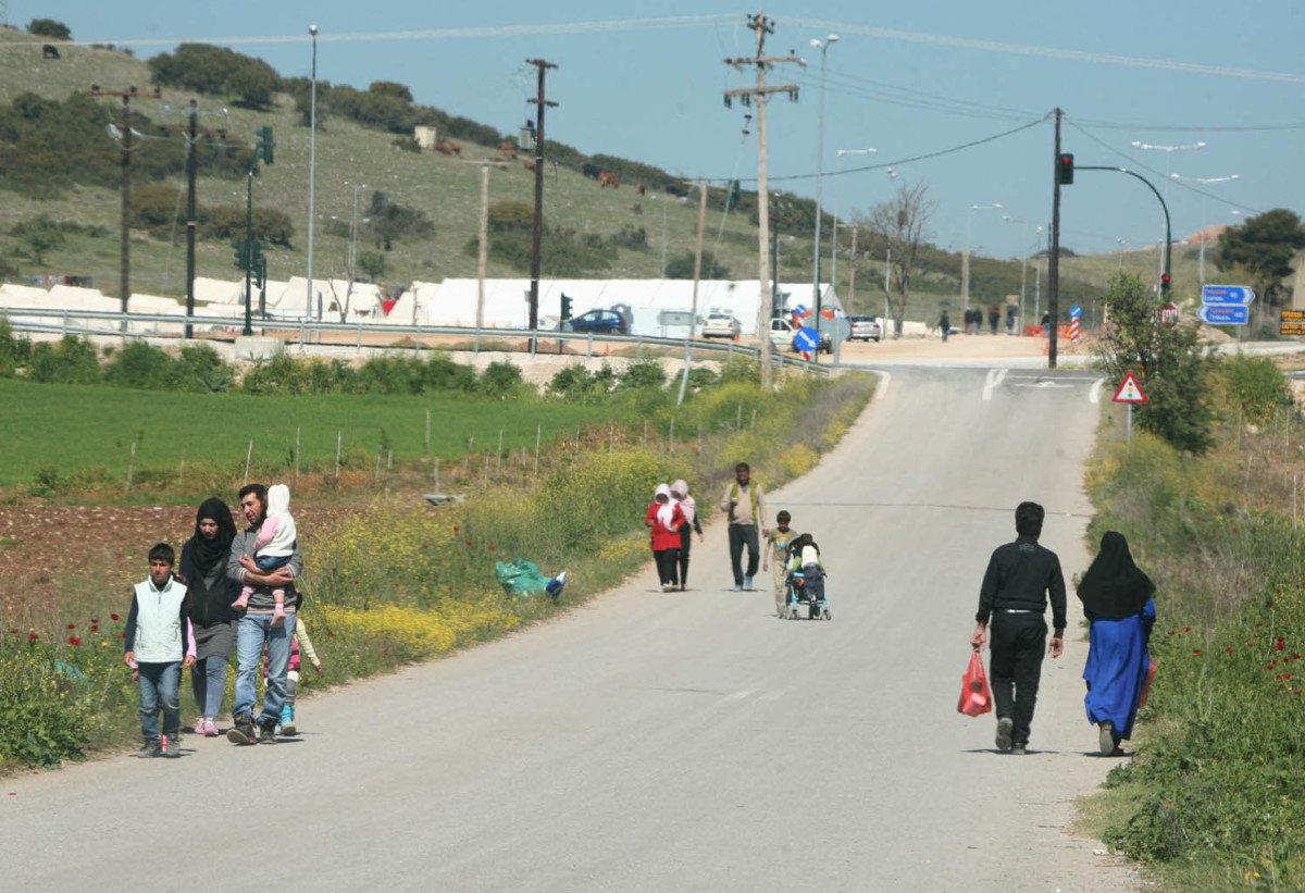 Έρχονται νέοι πρόσφυγες στο Κουτσόχερο;