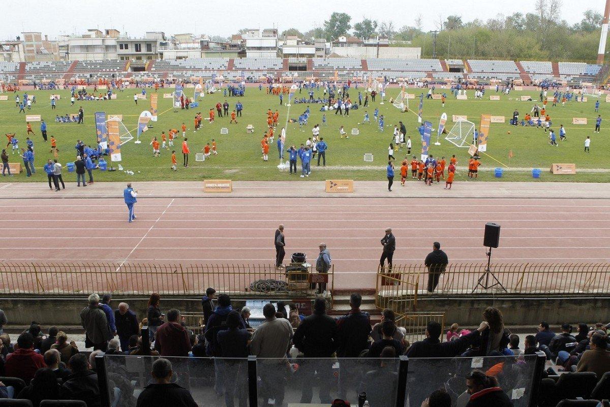 Φεστιβάλ Ακαδημιών ΟΠΑΠ  Μεγάλη γιορτή του αθλητισμού στην Λάρισα (ΦΩΤΟ) 58176212a88