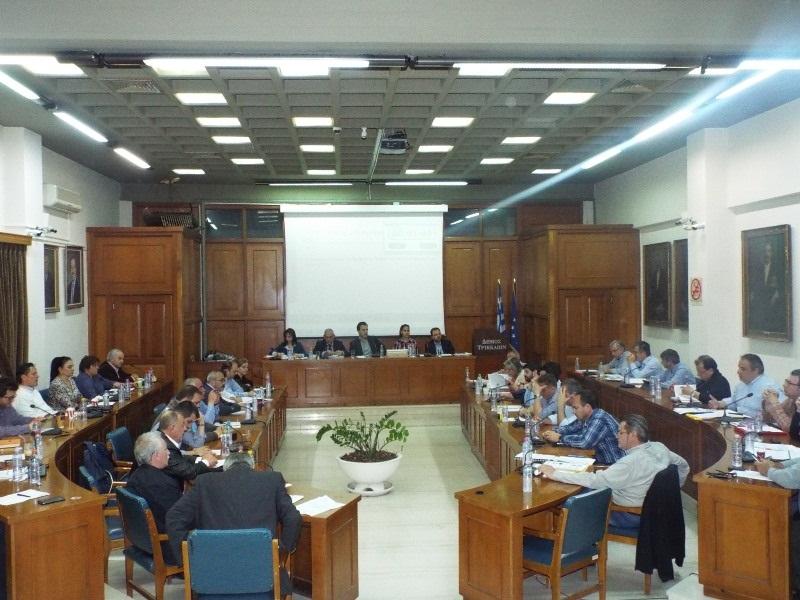 Αναστολή συζήτησης για τον «Κλεισθένη» ζητά το Δημοτικό Συμβούλιο Τρικκαίων