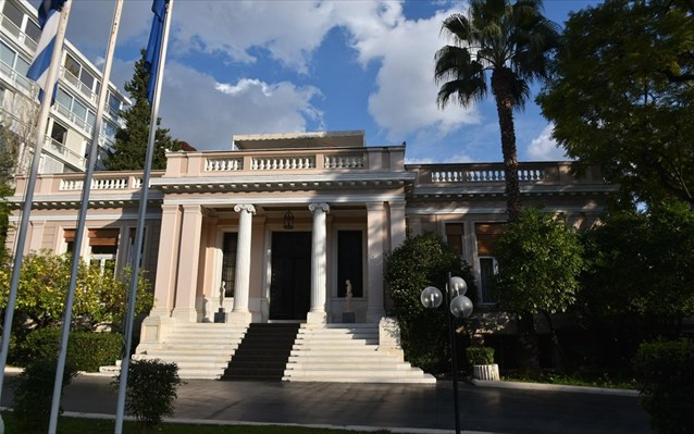 Στο Μέγαρο Μαξίμου θα βρεθεί αύριο ο Δήμαρχος Λαρισαίων Απόστολος Καλογιάννης