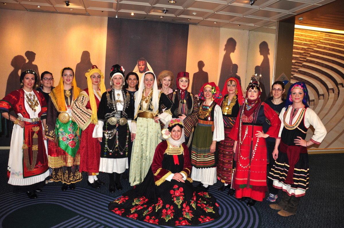 Το Λύκειο των Ελληνίδων εξάγει πολιτισμό!