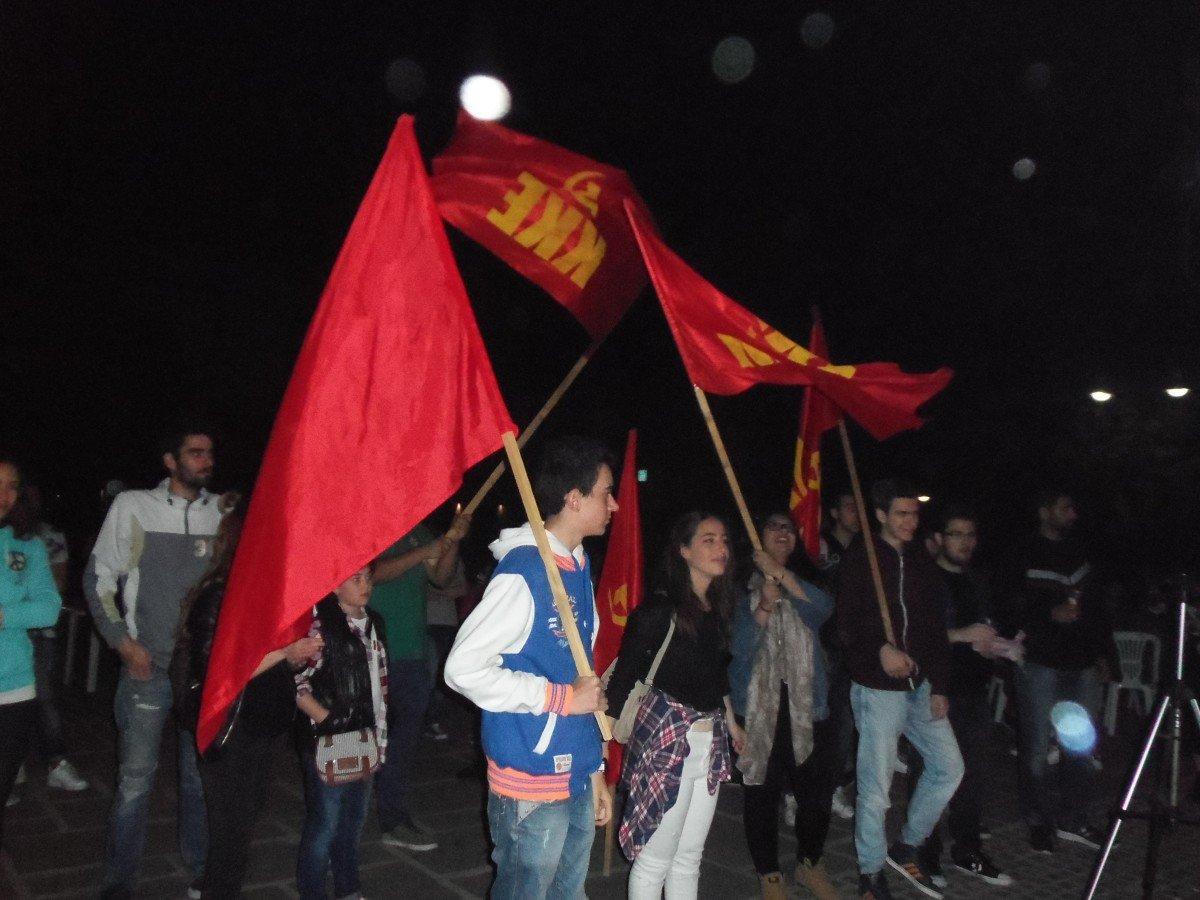 Μαθητικό φεστιβάλ ΚΝΕ στη Λάρισα