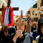 Γιορτάζουν χιλιάδες χριστιανοί ορθόδοξοι