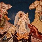 Η κάθοδος του Ιησού στον Aδη