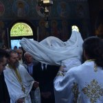 Αποκαθήλωση στον Άγιο Αχίλλιο Λάρισας (ΦΩΤΟ)