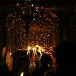 Εικόνες από την Ανάσταση στην Ιερά Μονή Μεγάλου Μετεώρου