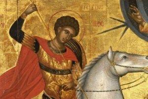 Άγιος Γεώργιος στη Νέα Λεύκη και το Κιλελέρ