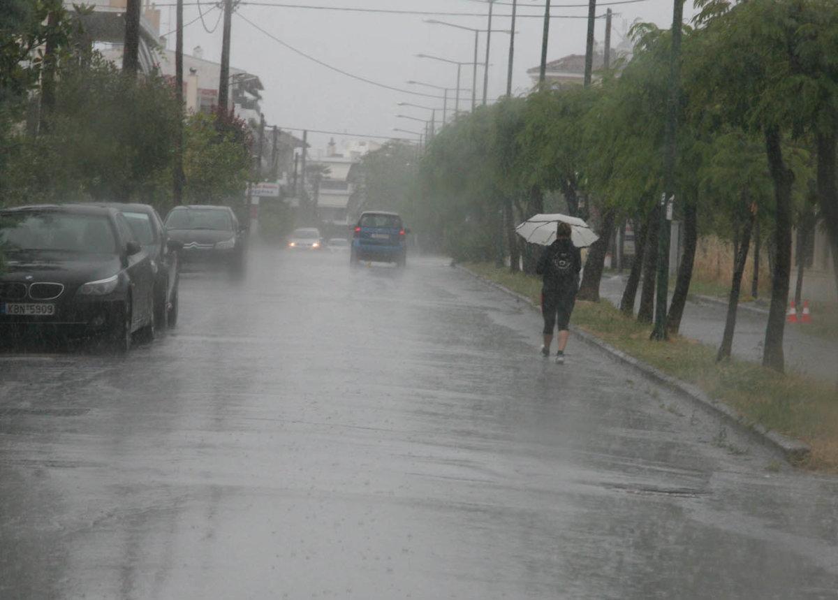 Καταιγίδες και την Πέμπτη σε περιοχές της Θεσσαλίας