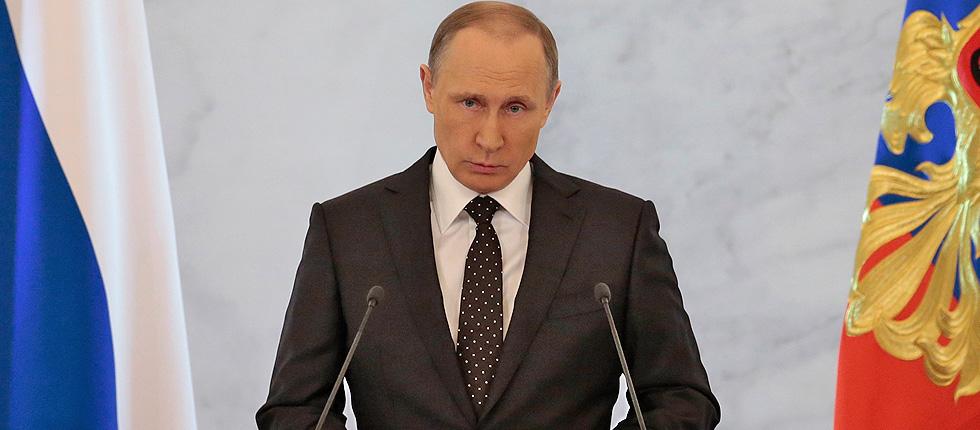 Ο Πούτιν θα είναι υποψήφιος για την προεδρία