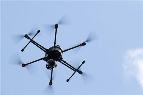 Τα drones «εγκλώβισαν» φοροφυγάδες (βίντεο)