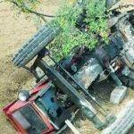 Αγρίνιο: Τον σκότωσε το τρακτέρ του!