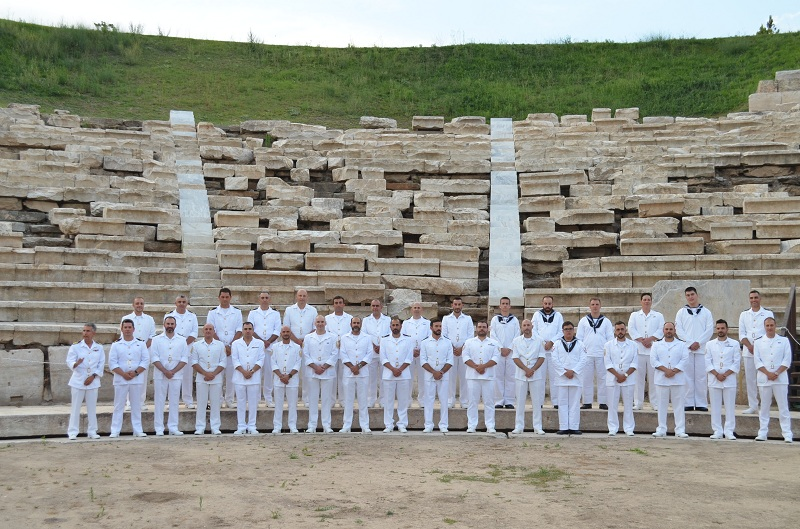 Η Μπάντα του Πολεμικού Ναυτικού στο Συκούριο