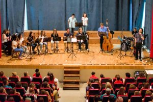 Συναυλία συνόλων της Μουσικής Σχολής Νίκαιας