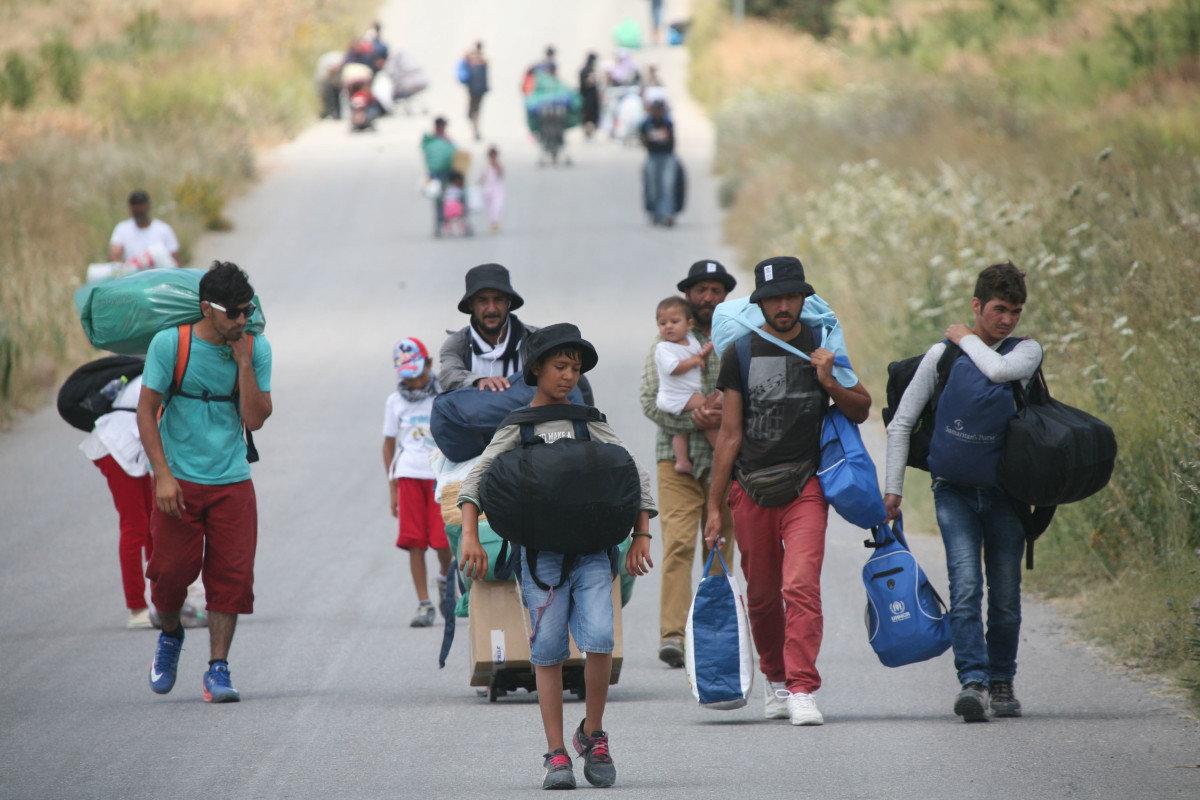 Ζητούν ενίσχυση του Α.Τ Τεμπών για τη νέα δομή προσφύγων