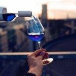 Το πρώτο… μπλε κρασί!