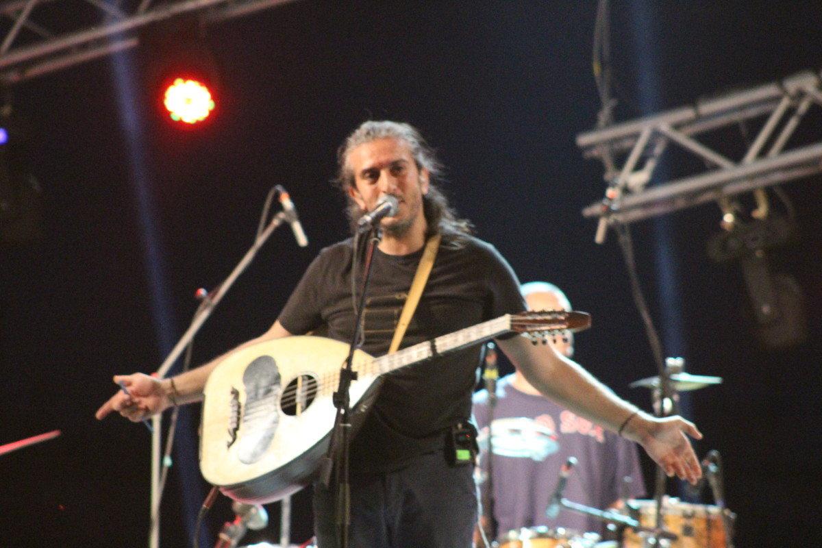 Συναυλία Χαρούλη στο Αλκαζάρ