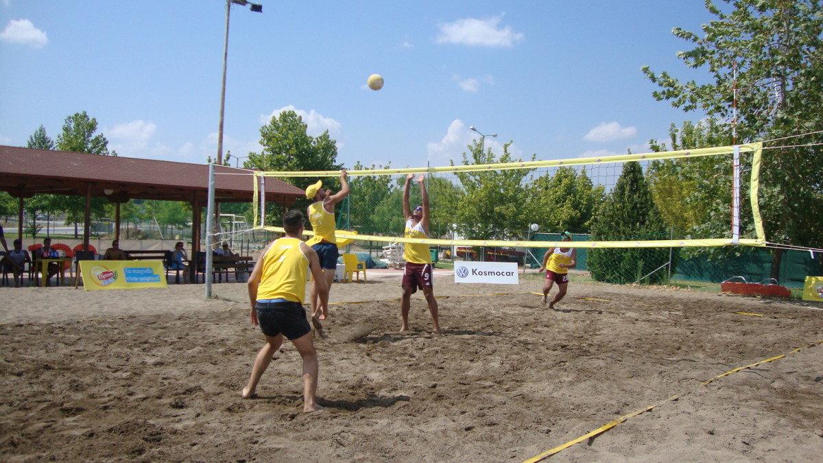Τουρνουά Beach Volley στη Δημοτική Πισίνα Νεάπολης