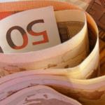 Στα 10,444 δισ. ευρώ ανήλθαν στο Οκτώβριο οι νέες ληξιπρόθεσμες οφειλές