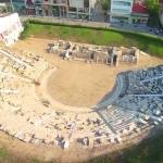 Ο Δήμος Λαρισαίων για την απαλλοτρίωση ακινήτων απέναντι από το Αρχαίο Θέατρο