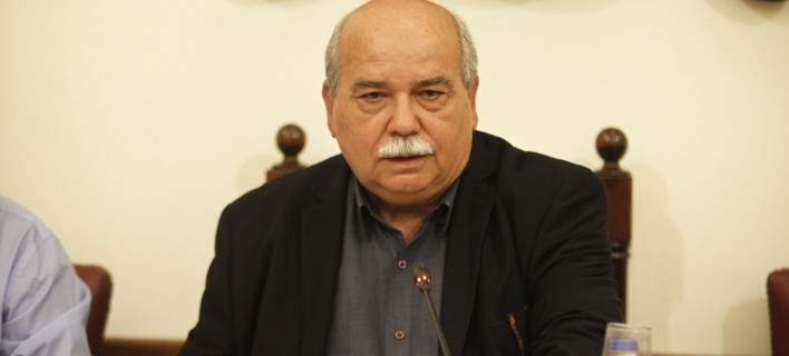Συλλυπητήρια από τον Πρόεδρο της Βουλής  για τον θάνατο της Ειρήνης Λαμπράκη