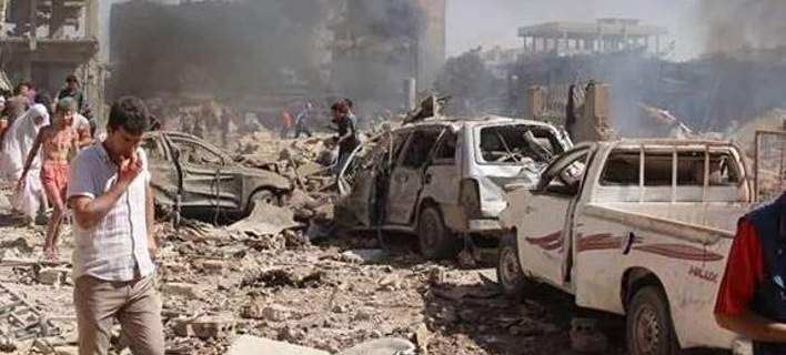 Συρία: Τουλάχιστον 360.000 οι νεκροί από την έναρξη του πολέμου
