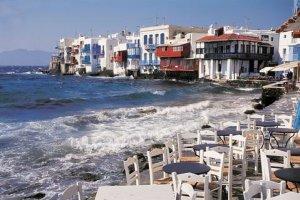 Αστέρες κατέκλυσαν τα ελληνικά νησιά