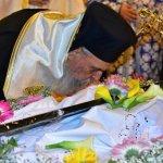 Ιερά Αγρυπνία με τον επιτάφιο της Παναγίας στον Άγιο Αχίλλιο