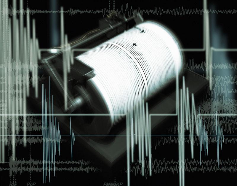 Σεισμική δόνηση 3,6 Ρίχτερ με επίκεντρο την Αρκαδία
